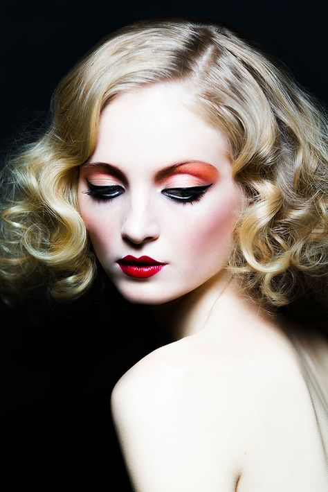trendy doll makeup editorial beauty - Makeup Looks Classic