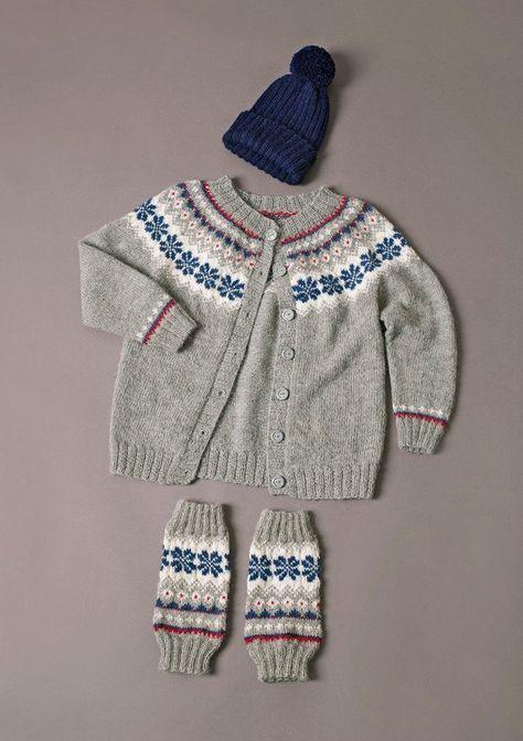 leggvarmere strikkeoppskrift