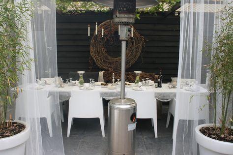 Gordijnen Als Roomdivider : Ikea gordijnen voor buiten tuin ideeën
