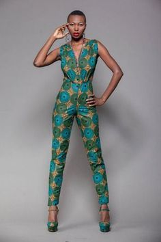 50 Fabulous Modern Ways to Wear African Fabric                                                                                                                                                                                 More