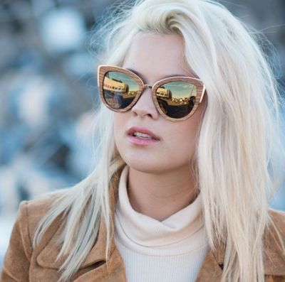 f4fa09e102f WIN A Pair of Lexi Sunglasses Worth  120 By Woodzee - Eluxe Magazine   giveaways  competition