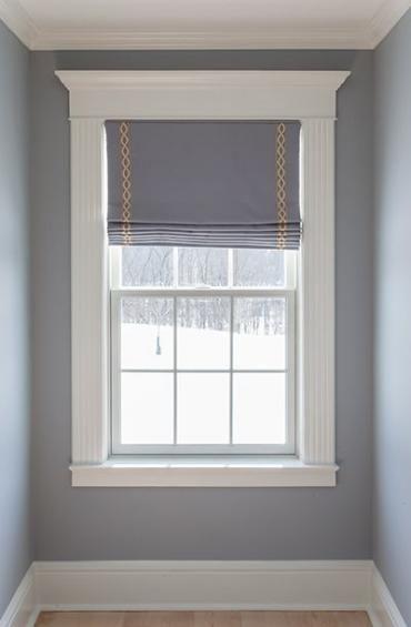 Bathroom Window Trim Ideas Roman Shades 50 Super Ideas Interior Window Trim Diy Window Trim Window Trim Exterior