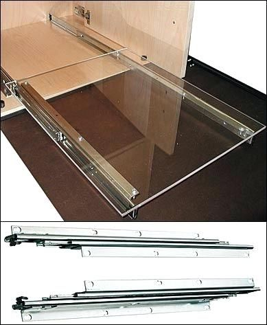 Heavy Duty Bottom Mount Drawer Slide Hardware Google Search Drawer Slides Drawer Sliders Furniture For Small Spaces