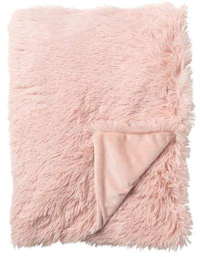 plush throw pink throw blanket