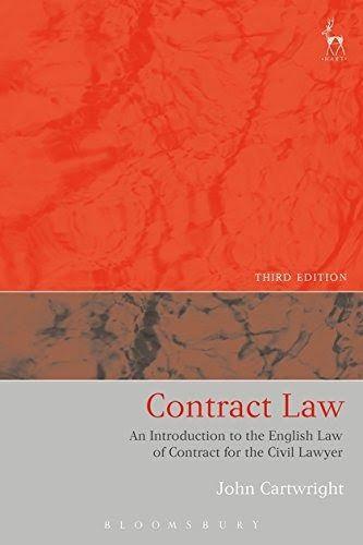 Telecharger Ou Lisez Le Livre Contract Law An Introduction To The English Law Of Contract For The Civil Lawyerd En 2020 Telecharger Pdf Livres A Lire Livre Numerique
