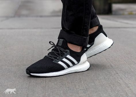 Adidas men adidas Ultra Boost sneakers running shoes Core BlackCloud WhiteCarbon ultra boost