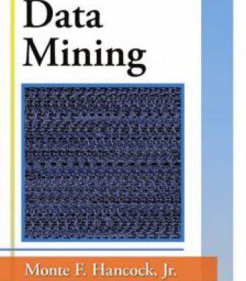 Practical Data Mining Pdf Data Mining Data Information Technology