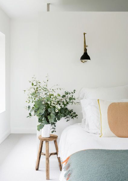 Bring In The Greens - A Creative Director's Dreamy Modern Farmhouse - Photos