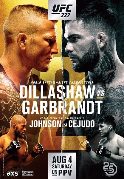 Ufc 227 Tonight At The Squire Vip Bottle Service Starting At Just 250 Ufc Fight Videos Ufc Poster Ufc
