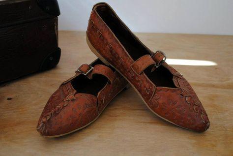 #shoes #highlander #leather #oldshopstarysklep #krakow