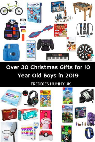 Over 30 Christmas Gifts For 10 Year Old Boys In 2019 10 Year Old Gifts Christmas Gifts For Boys Christmas Gifts For 10 Year Olds