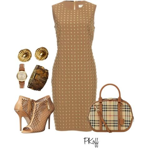 Just Burberry by pkoff on Polyvore featuring Burberry