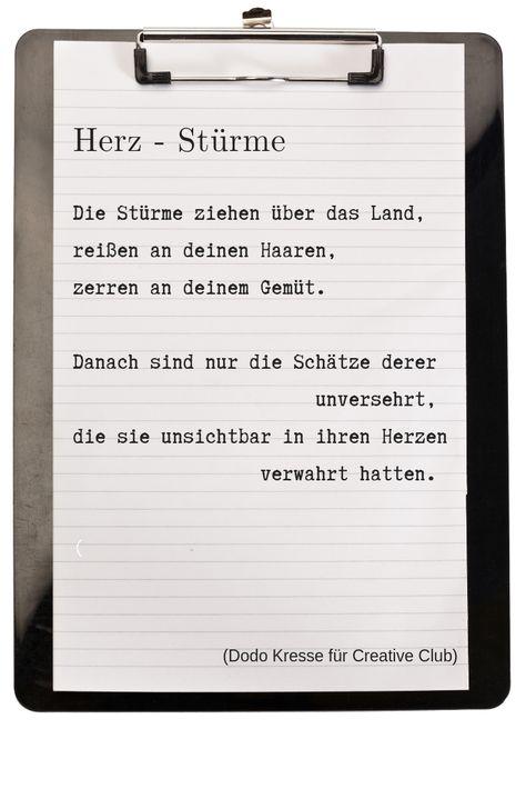 Poem Herz Sturm Romantische Liebesbriefe Gedichte Und