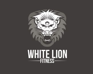 Lion Fitness Logo Design Lion Fitnesstext Changes Color Changes And Minor Design Changes Are Included In The Price Price 500 00