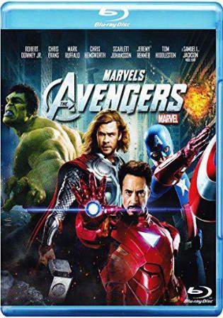 The Avengers 2012 Brrip 450mb Hindi Dual Audio 480p Free Download