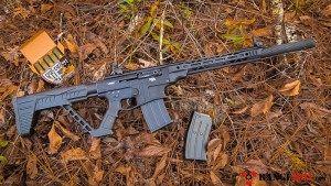 Rock Island Armory VR 80 12ga shotgun  - Range Hot   009