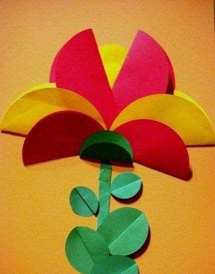 Pin By Magdalena Laska On Origami Circle Crafts Paper Crafts Paper Crafts Diy