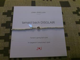 Cymraeg Welsh A Heart of Gold Bracelet 3RfCP5p