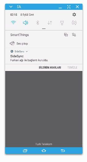 Samsung SideSync APK Eski Sürüm İndir   Mobil   Samsung, Desktop ve