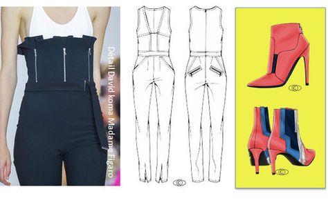 Carlin creative trend bureau - Tendance hors piste- PAP womanswear A/H