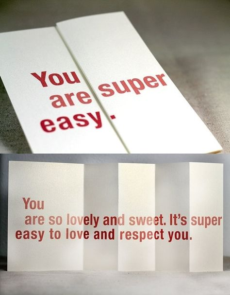 You Are Super Easy Funny Love Card | Community Post: 17 Must-Have Funny Valentine's Day Cards
