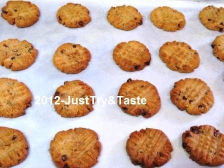 Kue Kering Selai Kacang Peanut Butter Cookies Selai Kacang Kue Kering Kue Kering Mentega