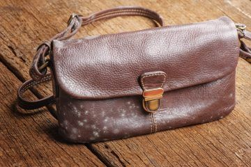 How To Clean Leather With Images Bag Cleaning