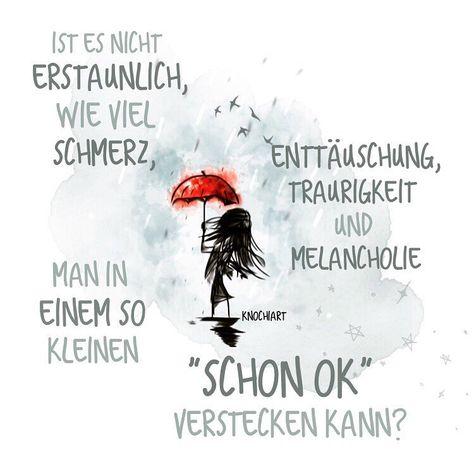 """Gefällt 180 Mal, 8 Kommentare - André Knoche 乀_(ツ)_/ (@knochi_art) auf Instagram: """"❣️Ist es nicht #erstaunlich ,wie viel #Schmerz , #Enttäuschung , #Traurigkeit und #Melancholie man…"""""""