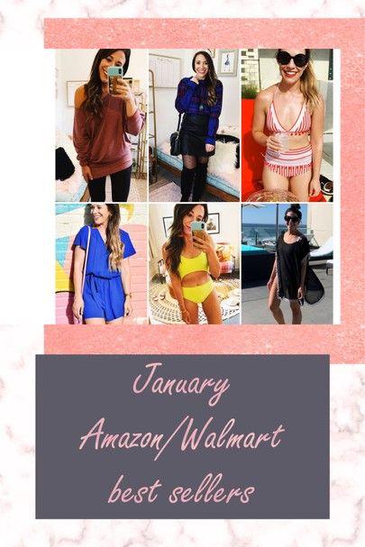 Amazon Walmart Winter Spring Favorites 2020 Spring Fashion
