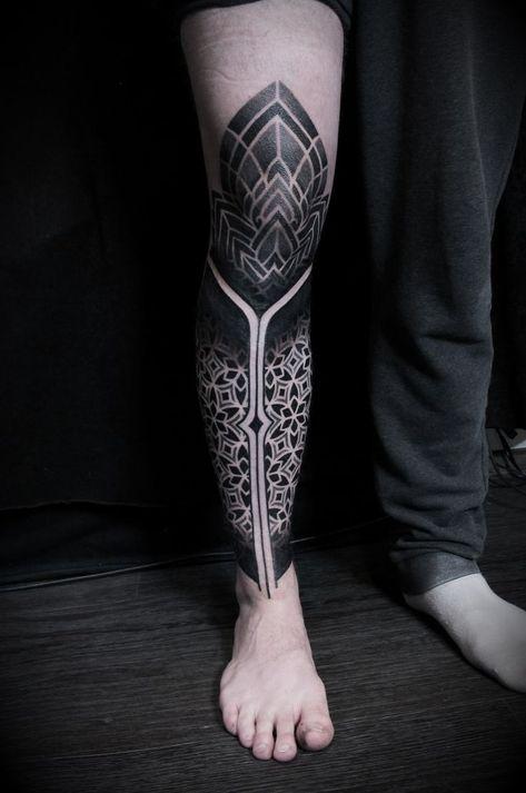 Tattoo Trends - Photo by Ivan Hack - New Tattoo Trend