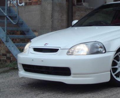 Attirant JDM Type R Front Lip (Honda Civic 96 98) | JDM HONDA ❤ | Pinterest | Honda  Civic, Jdm And Honda