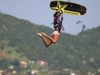 Down Loop Transition Kite Surf Co