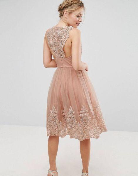 10 Hot Bellarte Kleidung Khaki Midi Kleid Schonheit Info Kleider Hochzeit Kleidung Brautjungfernkleid
