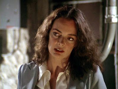 Barbara Steele as Dr  Mengers in Piranha, 1978 | Horror