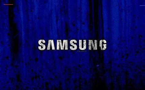 30 Samsung Wallpaper Hd 4k Download Download Wallpapers Samsung 4k Logo Grunge Blue Download Samsung Gal In 2020 Samsung Wallpaper Samsung Wallpaper Hd Samsung Logo