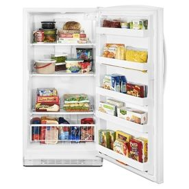 whirlpool 158 cu ft upright freezer white energy star at lowes 10 off until great reviews compared to the lower priced ou2026