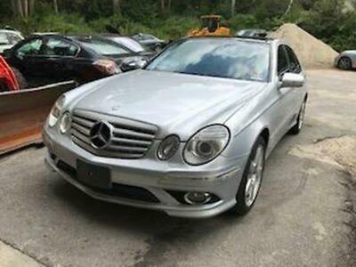 Details About 2009 Mercedes Benz E Class E 550 4matic Awd 4dr