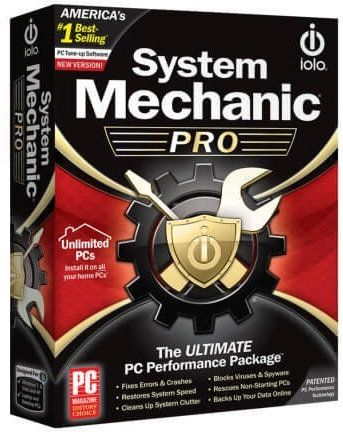 System Mechanic Professional The Ultimate Pc Performance