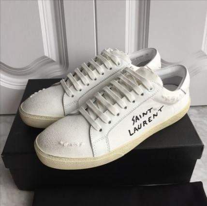 Trendy Sneakers Street Style Saint