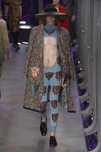 Gucci Autumn/Winter 2017 Ready-to-wear Collection | British Vogue