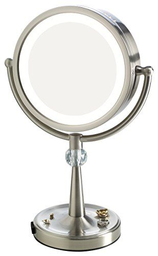 Elizabeth Arden 1x 10x Magnification Lighted Tall Makeup Vanity