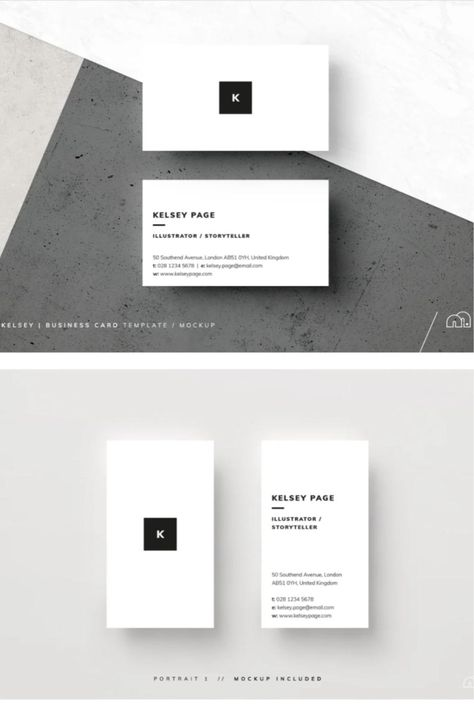 Business Card - Kelsey