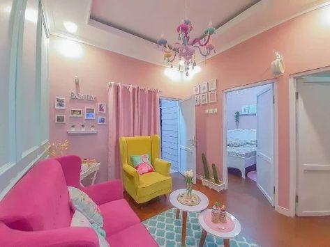12 dekorasi rumah minimalis dengan kombinasi warna cat