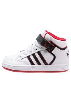 104cbea040c3 adidas Originals - VARIAL MID - Sneakers high - white core black scarlet