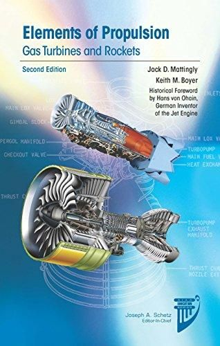 Pdf Elements Of Propulsion Gas Turbines And Rockets 2nd Edition Aiaa Gas Turbine Propulsion Turbine