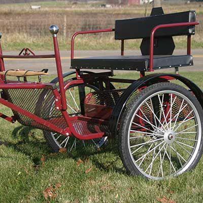 EZ Entry Pony Cart | DOG | Horse cart, Wooden wheel, Cart