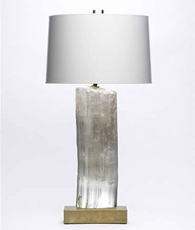 Mineral Lamps By Brenda Houston Crystallamp Lamp Crystal Lamp Lamp Light