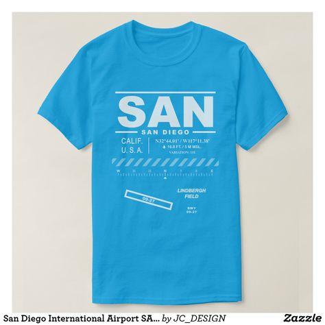 airport San Diego International...