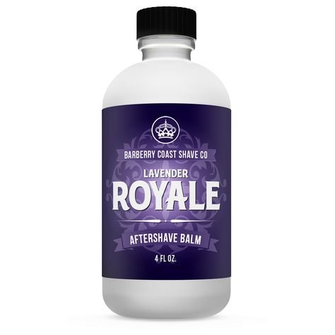 Lavender Royale Aftershave Balm After Shave Balm The Balm