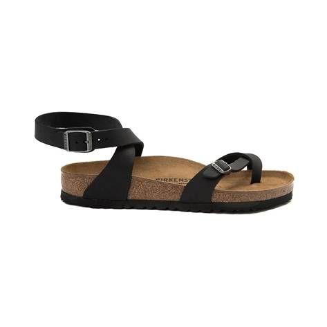 Womens Birkenstock Yara Sandal black 850568